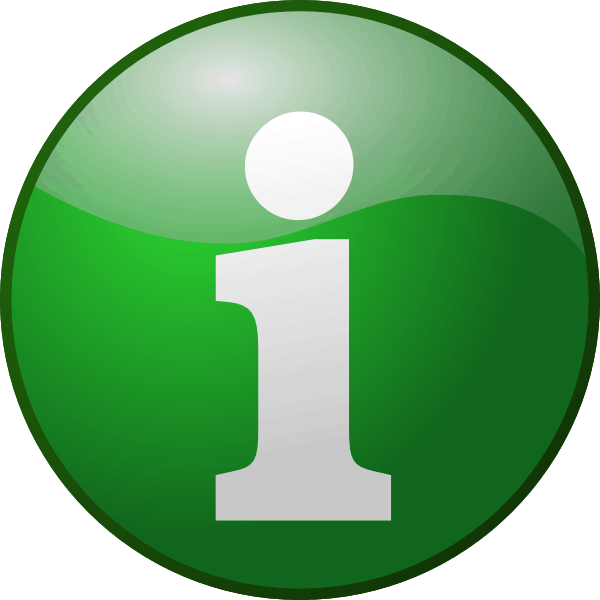 Information Page Icon