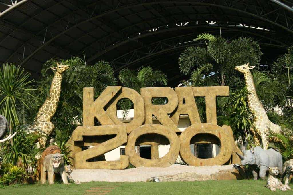 Picture of Korat Zoo