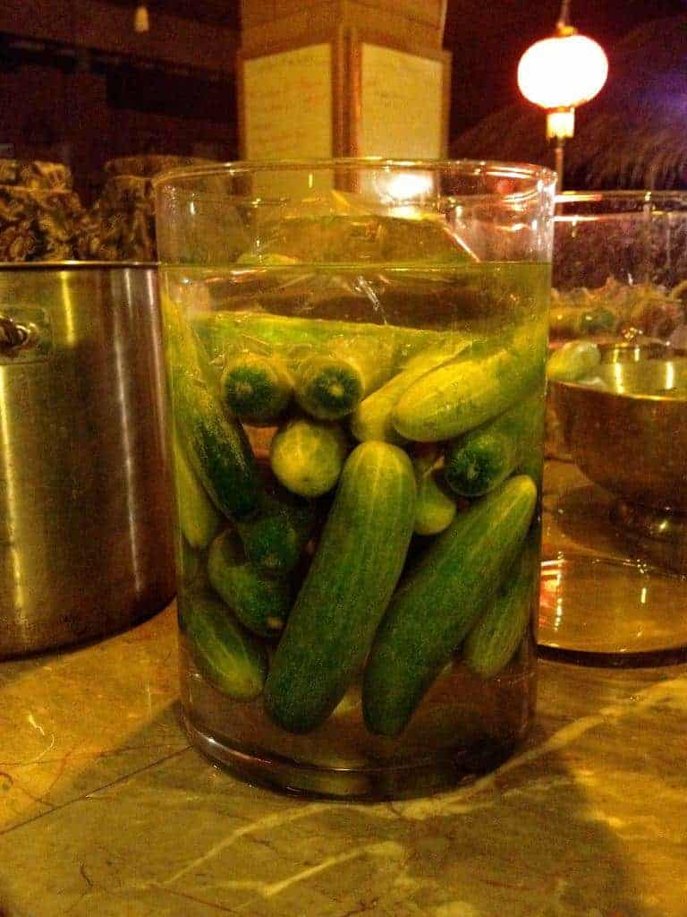 Pickling 1 Permaculture Design Course PDC Thailand 10 13
