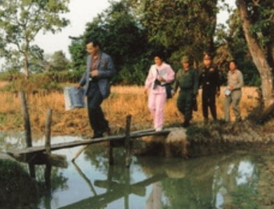King of Thailand New Theory and Permaculture 2