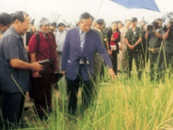 King of Thailand New Theory and Permaculture 3