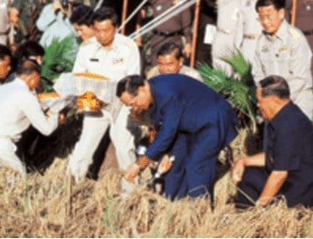 King of Thailand New Theory and Permaculture 4