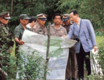 King of Thailand New Theory and Permaculture 7