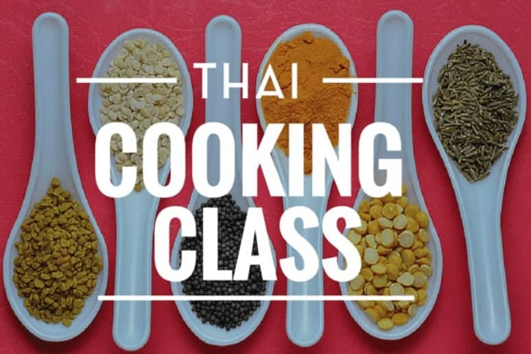 Thai Cooking Class Cooking Course Tile