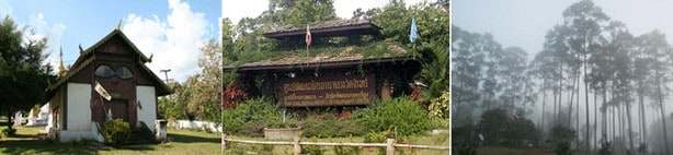 Thailand Permaculture The Wat Chan Royal Project Development Center