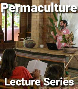 Online Permacultrue Design Course Lecture Series