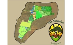 Image of the Rak Tamachat Farm master plan